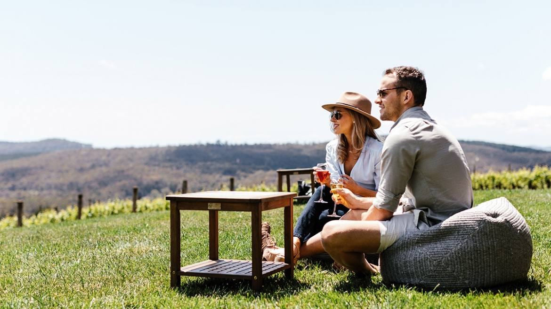 Clover Hill at Effervescence Tasmania
