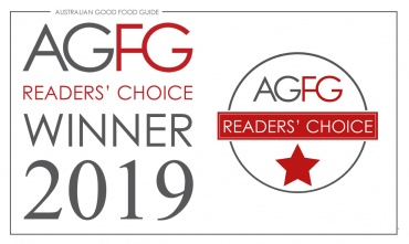 AGFG Winner – Readers Choice 2019