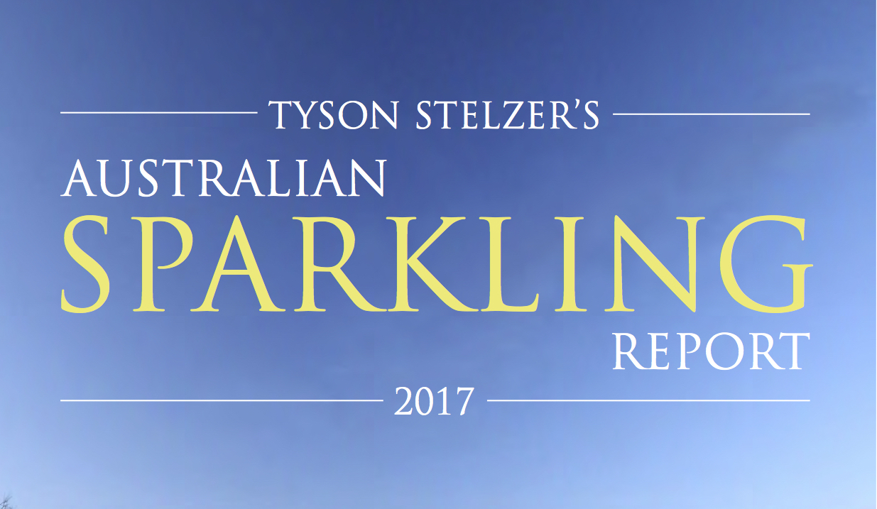 Clover Hill was highly awarded in the recently released Tyson Stelzer's 2017 Australian Sparkling Report.