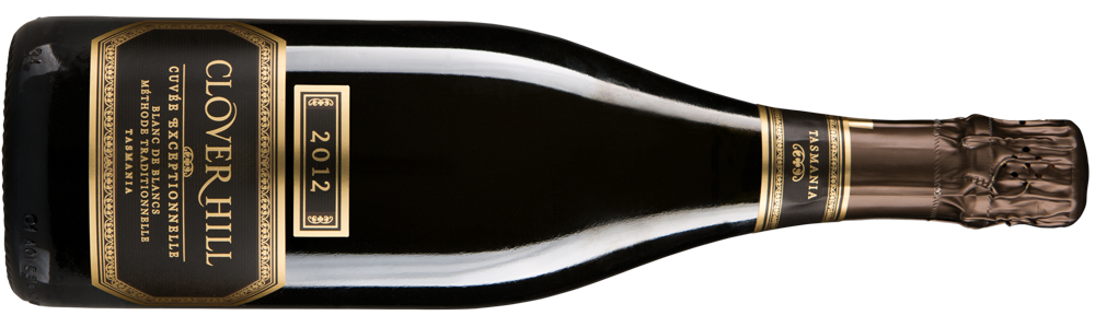 Clover-Hill-Bottle-Shot-Exceptionnelle Blanc de Blancs-2012