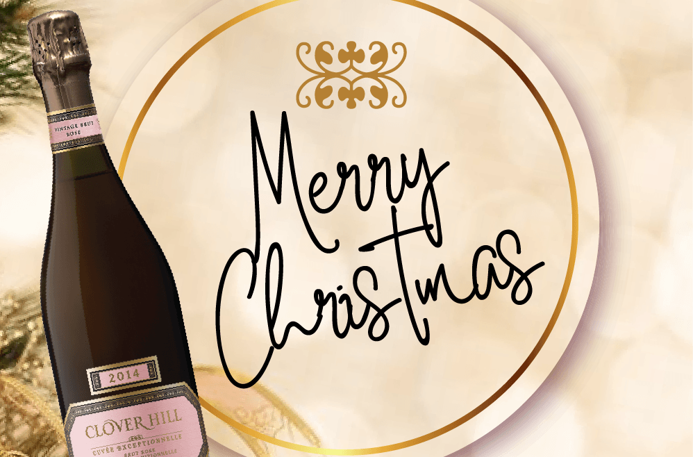 Christmas Sparkling Wine Offer