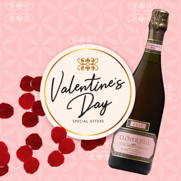 Valentine's Sparkling Wine Offers