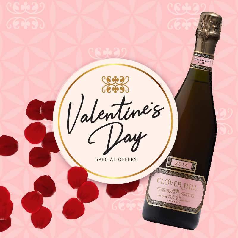 Valentine's Wine Offer