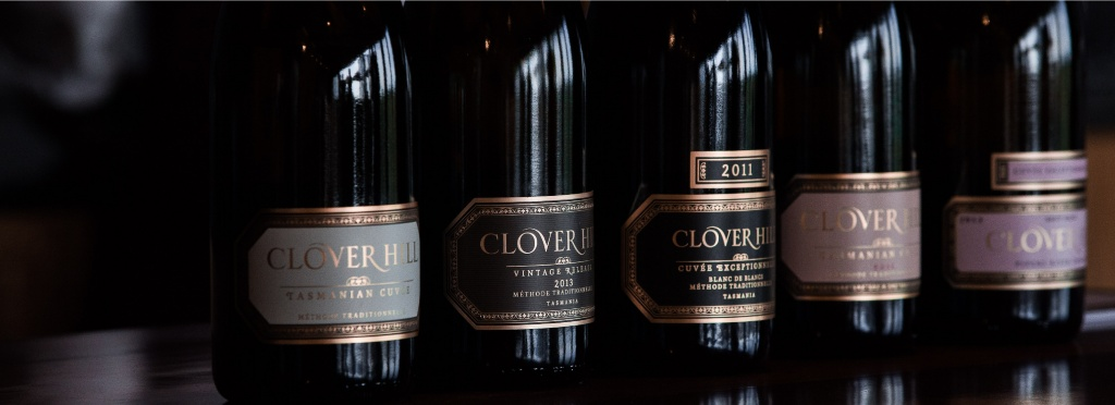 Visit Clover Hill at Efferescence Tasmania 2018 to taste some of the best Tasmanian Sparkling Wine the island has to offer.