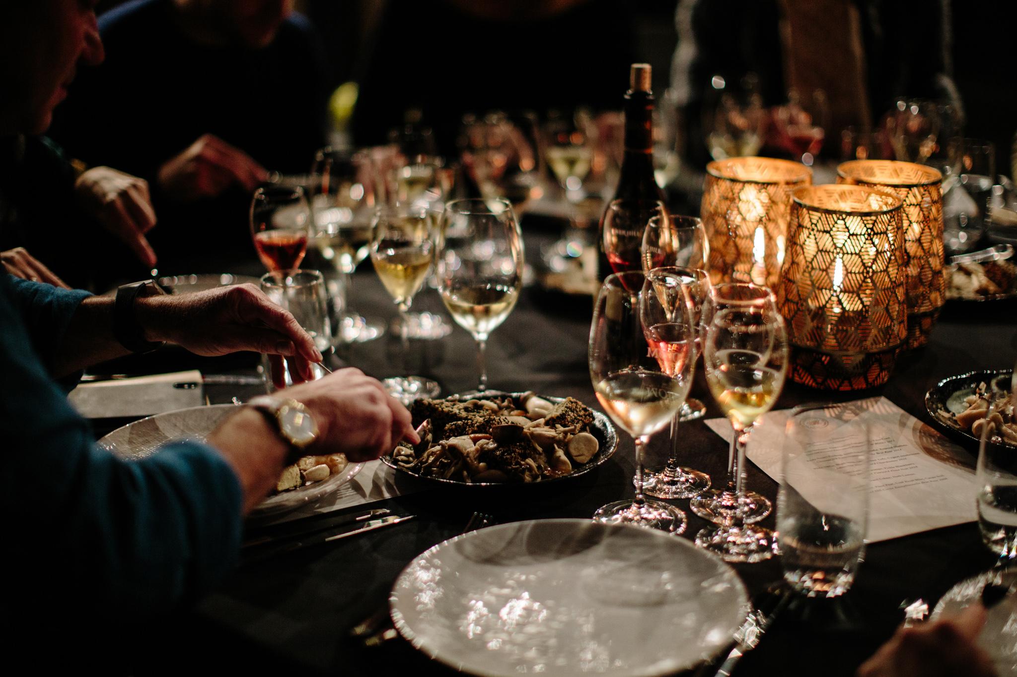 Clover Hill Degustation Dinner