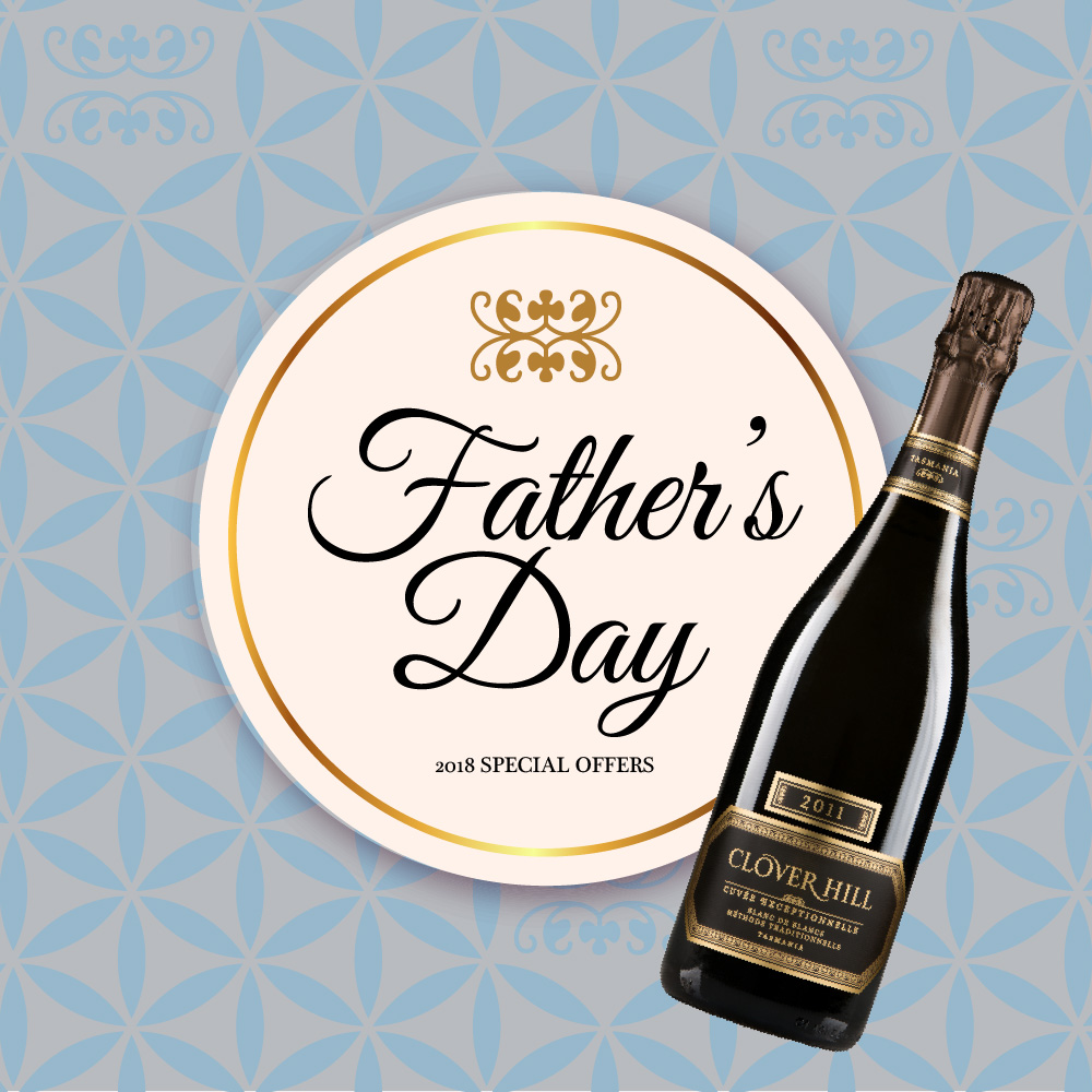 You can't go wrong choosing award-winning, cool-climate Tasmanian wines for your Father's Day Wine. Free Australian Shipping Available.