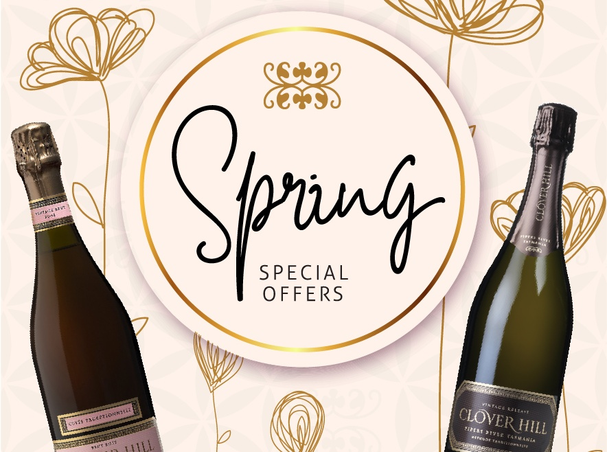 Spring Sparkling Wine Offer