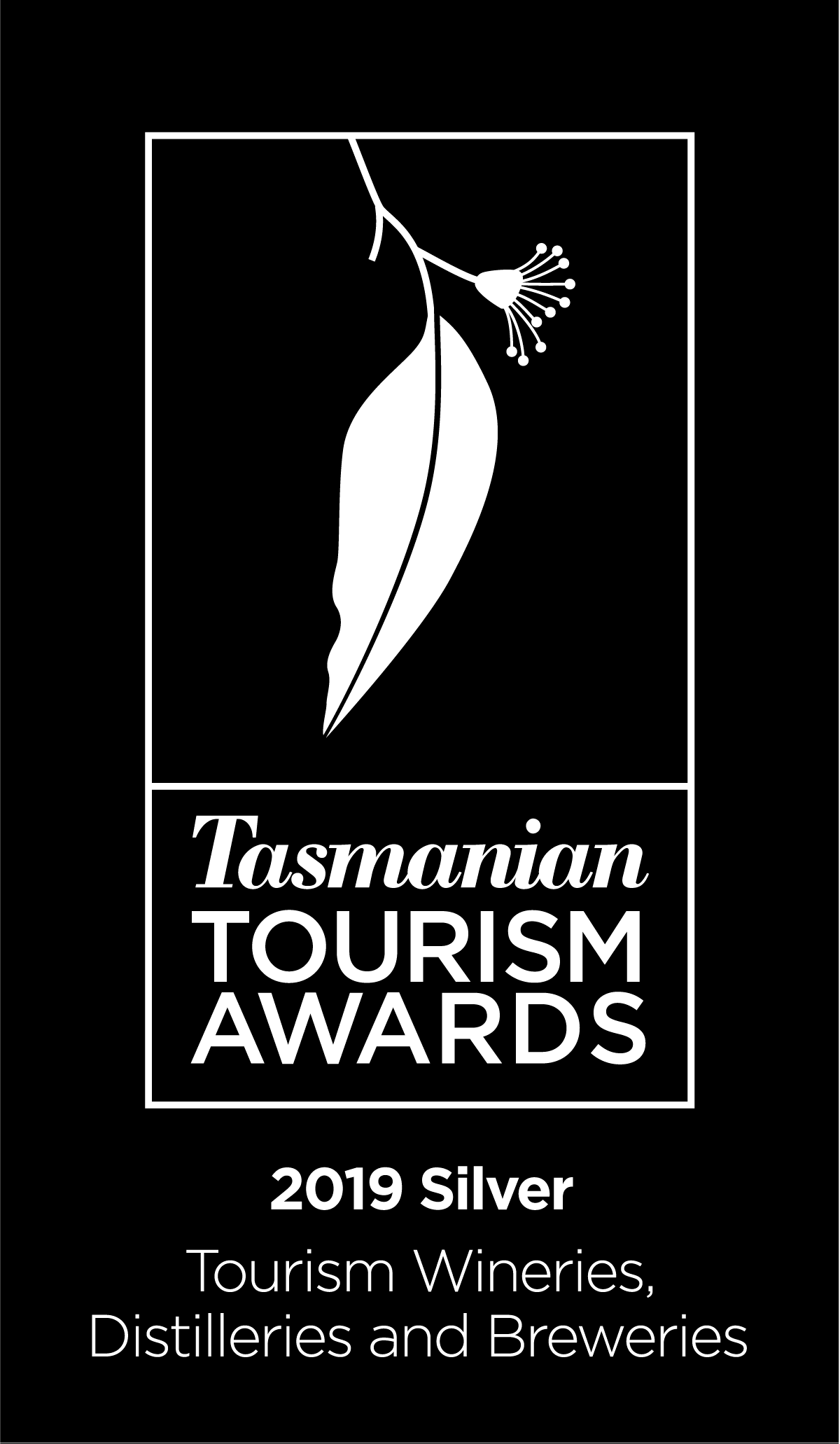 Tasmanian Tourism Awards 2019 Silver