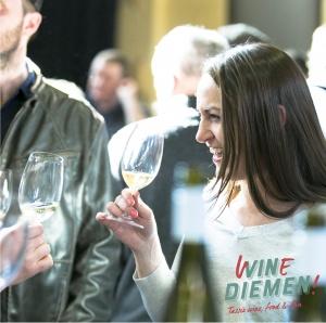 Visit Clover Hill at Vin Diemen Melbourne 2018 to taste some of the best Tasmanian Sparkling Wine the island has to offer.
