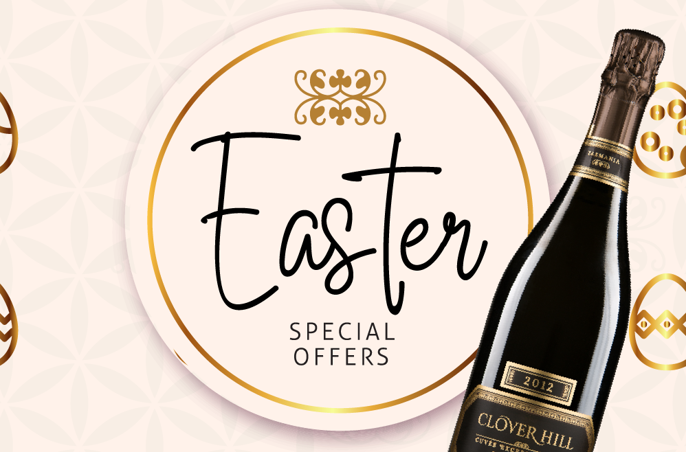 Sparkling Wines for Easter